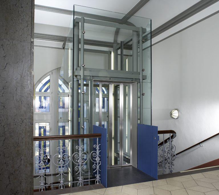 Rathaus West Karlsruhe